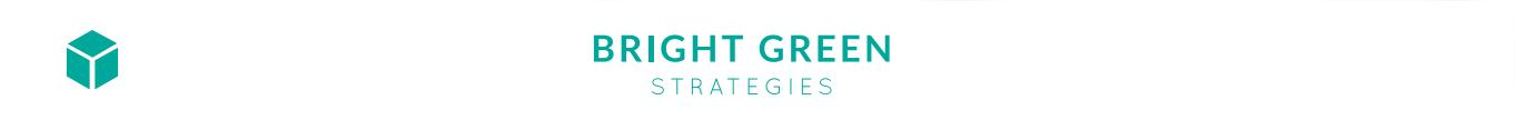 Bright Green Strategies