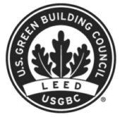 LEED logo bw